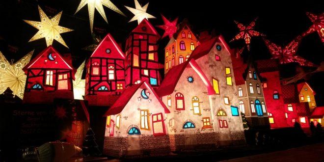 Schöne Adventszeit & frohe Weihnachten
