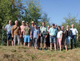 Sommertour 2019: UWG fährt mit dem Rad zum Emsdettener Venn