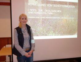 UWG Informationsveranstaltung Ökologische Gartengestaltung