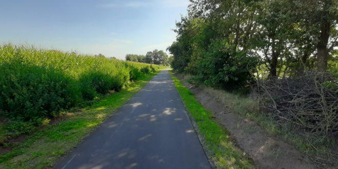 Radweg in Haddorf eröffnet