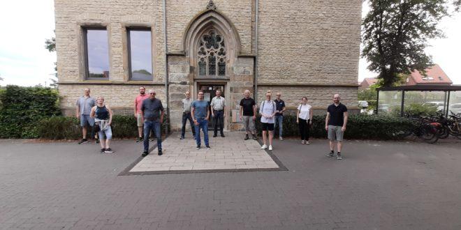UWG Wettringen besucht Marienheim und Elisabethstift