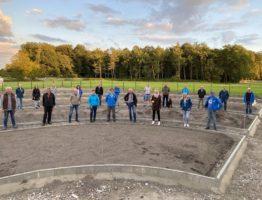 UWG Baumspende für Wettringer Gemeinschaftsgarten